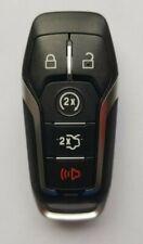 OEM Ford Smart Key / Keyless Entry Remote / 5 Button Fob FCC M3N-A2C31243300