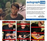 "MARTIN SHEEN signed Autographed ""APOCALYPSE NOW"" 8X10 PHOTO D - PROOF - ACOA COA"