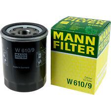 Original MANN-FILTER Ölfilter Oelfilter W 610/9 Oil filter