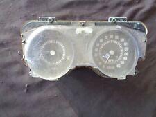 1969-1972 Pontiac Firebird Grand Prix GTO Gauges Cluster 160-mph Speedometer