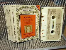 SCHUBERT Quinteto En La May Para cassette-tape import Berlin Philharmonic OG