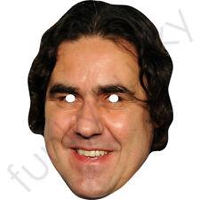 Micky Flanagan comediante Cara Celebridad Tarjeta Máscara-todas nuestras máscaras son pre-corte!