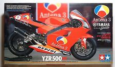 TAMIYA #14091 1/12 Antena 3 Yamaha team D'antin YZR500 2002 scale model kit