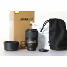 Nikon JAA637DA - Nikon AF-S DX Micro Nikkor 85mm f/3.5G ED VR Objektiv