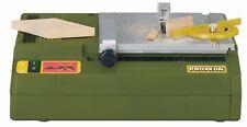 Proxxon Tischkreissäge KS 230 für Modellbau mit AC-Motor, Kreissäge