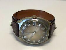 Watch Watch Radar - Steel Case - Manual - Plastic Strap - 35 mm - Non Working