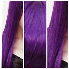 "Colour Purple - Tape Hair Extension - 20"" - 5A Quality"