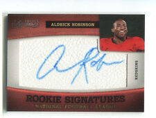 2011 Timeless Treasures Autograph Aldrick Robinson/297 Washington Redskins