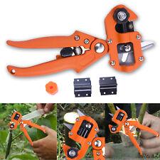 Grafting Cutting Tools Garden Fruit Tree Pro Pruning Shears Scissor +2 Blade