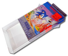 25 X Sega GameGear Schutzhüllen / Boxprotectors ☆ ☆ ☆