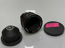 Carl Zeiss 50mm Planar 1,2/50 T* Arriflex covers s35