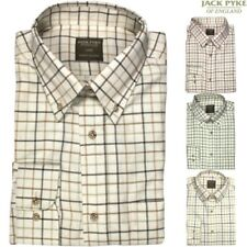 Jack Pyke Tattersall Burgundy Brown Check Checked Shooting Hunting Country Shirt 2xl