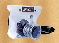 DSLR SLR camera waterproof underwater case housing bag for Nikon D5000 D5100 D50