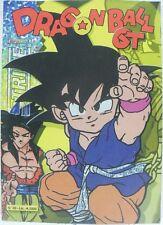 """NUOVO-Dragon Ball GT - La fanzine collana """"Special strike n° 10"""" - Lo Vecchio"""