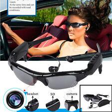 Spy Sunglasses 960 HD DVR Camera Video Recorder Audio Mp3 Player TF Slot Eyewear