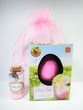 Gift Bag with Magical Fairy Egg + Wishes Jar - Party girl Birthday gift Easter