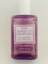 Wet n Wild Eye Make Up Remover Oil Free 3 oz NEW