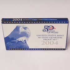 2004 State Quarters Proof Set