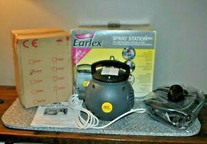 Earlex Spray Station HV500 Spraying System NEW / Older