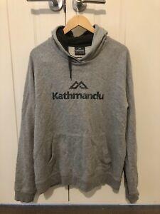 Kathmanndu Hooded Jumper Size XL