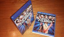 SCOTT PILGRIM VS. THE WORLD Blu-ray US import region a free rare OOP slipcover