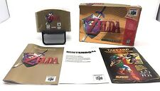 The Legend of Zelda: Ocarina of Time Collector's Edition N64 Nintendo 64 052007