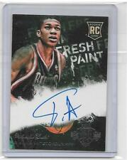 2013-14 Giannis Antetokounmpo Court Kings #28 AUTO RC #D 26/499 (L22)