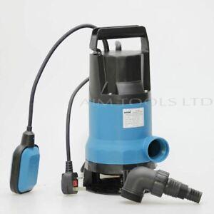 151654 1100W Heavy Duty Submersible Sewage Dirty Waste Water Pump