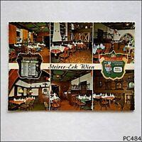 Steirer-Eck Wien Postcard (P484)