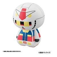 Charaction Rubik's CUBE Puzzle Figure MegaHouse RX-78-2 Gundam w/ Tracking