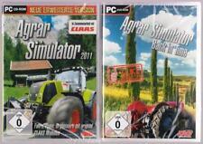 Agrar Simulator 2011 Bauernhof Traktor + Agrar Simulator Back in Time PC Spiele
