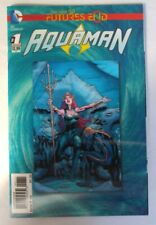 Aquaman Futures End 1A 2014 3D Variant NM