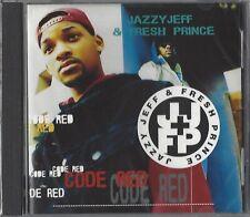 JAZZY JEFF & FRESH PRINCE - CODE RED * NEW CD 1993 * NEU *