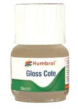 HUMBROL GLOSS COTE 28ml (AC5501) MODELCOTE