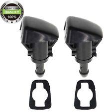 2 X Windshield Washer Nozzle Spray 15878745 for Chevrolet Trailblazer SSR Buick