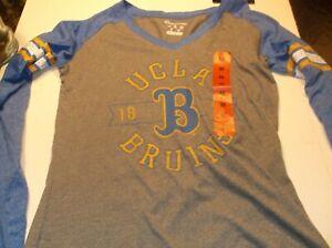 UCLA Bruins NCAA women's Team Apparel shirt by Champion L/S M