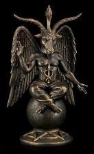Baphomet Figur - Antiquity - Teufel Satan Gothic Altar Ritual