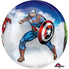 Amscan International 3466101 Orbz Avengers Foil Balloon