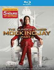 The Hunger Games: Mockingjay Part 2 (Blu-ray - Region A)