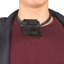 Lazy Hanging Neck Mobile Phone Stand Holder Wearable Smartphone Mount Bracket