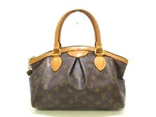 Auth LOUIS VUITTON Tivoli PM M40143 Monogram Canvas VI5111 Handbag