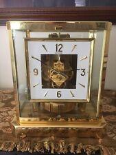 Vintage LeCoultre Atmos Clock Square Face NO RESERVE!