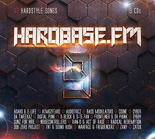 CD Hardbase.FM Vol.9 von Various Artists 3CDs