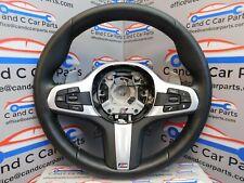 BMW 5 Series Steering Wheel M Sport Paddle Shift Multi Function G30 Pre LCI 2A3B