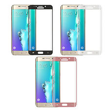 Samsung Galaxy S6 Edge Panzerglas Display Schutz Glas Displayglas Curved 9H