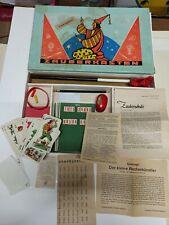 Zauberkasten ca. 1950/60 Jahre siehe Foto -unvollständig-
