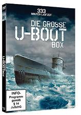 SOMMERGIBILE SECONDA GUERRA MONDIALE BOX u-barche im 2. 1939 1943 3. Ricca 2 DVD