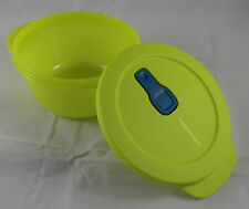 Tupperware Crystal wave micro-ondes vaisselle 800 ml environ lime vert nouveau OVP