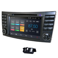 Android 9.0 for Mercedes Benz CLS W219 E Class W211 E320 GPS DAB+Radio DVR OBD