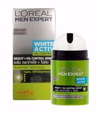 L'Oreal Men Expert White Activ Oil Control Serum Moisturizer 50ml